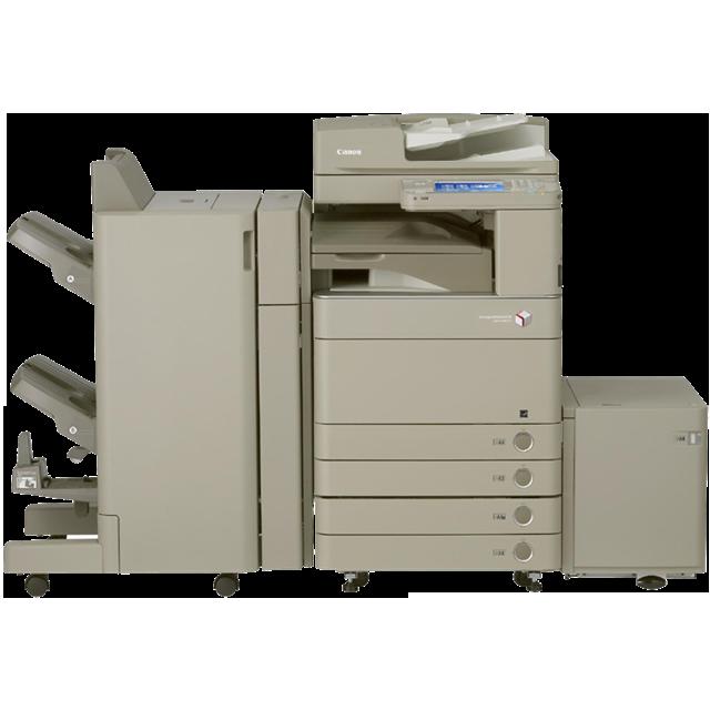 C5255 лазерный МФУ цветной