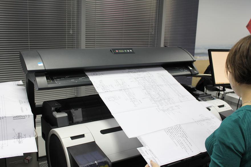 Аудит печатной инфраструктуры