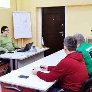 Занятия в тренинг-центре
